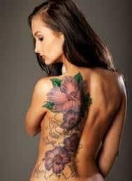 Back Tattoos 12