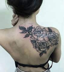 Back Tattoos 13