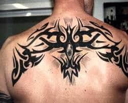 Back Tattoos 14