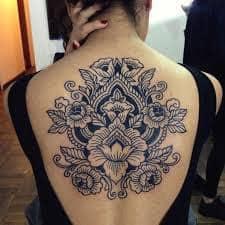Back Tattoos 15