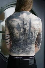 Back Tattoos 22