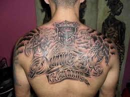 Back Tattoos 38
