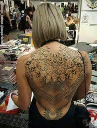 Back Tattoos 4