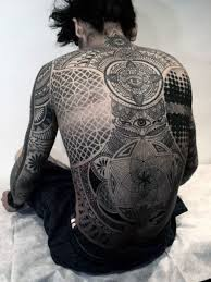Back Tattoos 41