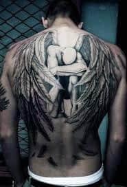 Back Tattoos 43