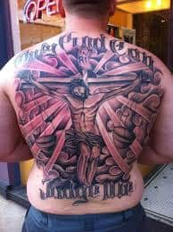 Back Tattoos 44
