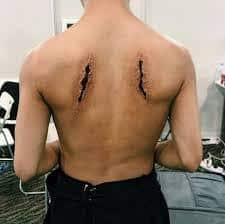 Back Tattoos 7