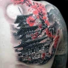Back Tattoos 8