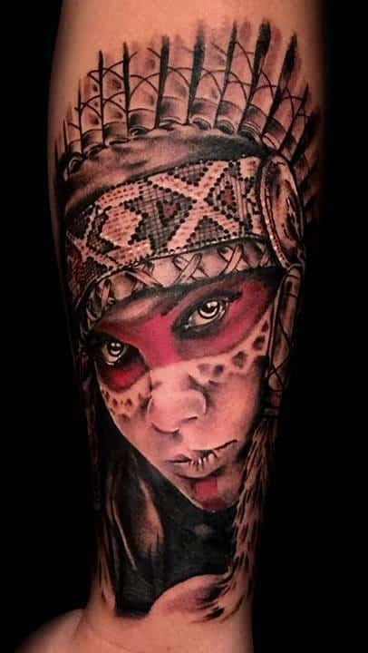 Best tattoo artists in las vegas top shops studios for Las vegas tattoo artists