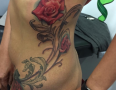 Albuquerque Tattoo Artist Kat D'Orazio 1