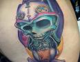 Albuquerque Tattoo Artist Kat D'Orazio 4