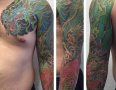 Anaheim Tattoo Artists Frank Tran 2