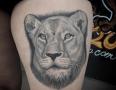 Anaheim Tattoo Artists Justin Warn 1