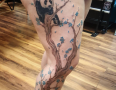 Atlanta Tattoo Artist Amy Ross 2