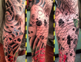 Atlanta Tattoo Artist Joe Vegas 2