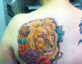 Baltimore Tattoo Artist Mike Brennan 2