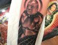 Detroit Tattoo Artist Emmanuel Mendoza 1