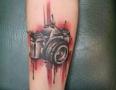 Detroit Tattoo Artist Steve Lemirande 4