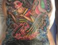 Fresno Tattoo Artist Joshua Newman 2