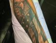 Fresno Tattoo Artist Peeze 3