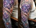 Fresno Tattoo Artist Rico Saldivar 2