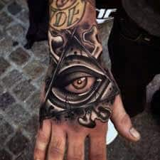 Hand Tattoos 10