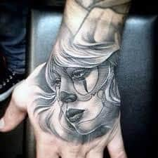 Hand Tattoos 11