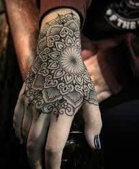 Hand Tattoos 14
