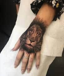 Hand Tattoos 25