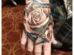 Hand Tattoos 26