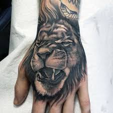 Hand Tattoos 27