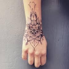 Hand Tattoos 3