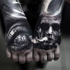 Hand Tattoos 36