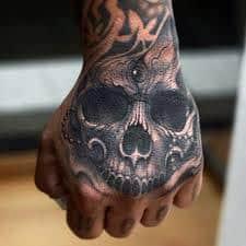 Hand Tattoos 39
