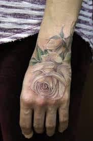 Hand Tattoos 4