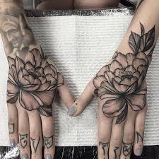 Hand Tattoos 42