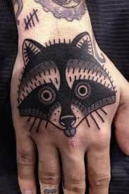 Hand Tattoos 44