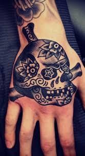 Hand Tattoos 48