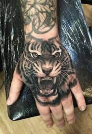 Hand Tattoos 49