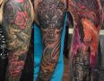 Jacksonville Tattoo Artist Tommy Gunz 3