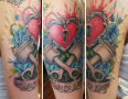 Kansas City Tattoo Artist Adam Loomis 2