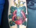 Memphis Tattoo Artist Dustin Schild 3