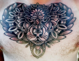 Milwaukee Tattoo Artist Scott Lashy 1