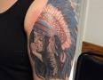 Omaha Tattoo Artist Shawn Pierce 1