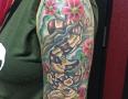 San Antonio Tattoo Artist Eric Diaz 1
