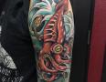San Antonio Tattoo Artist Eric Diaz 2