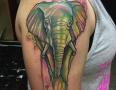 San Antonio Tattoo Artist Eric Diaz 4