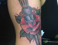 San Antonio Tattoo Artist Gabe Vasquez 1