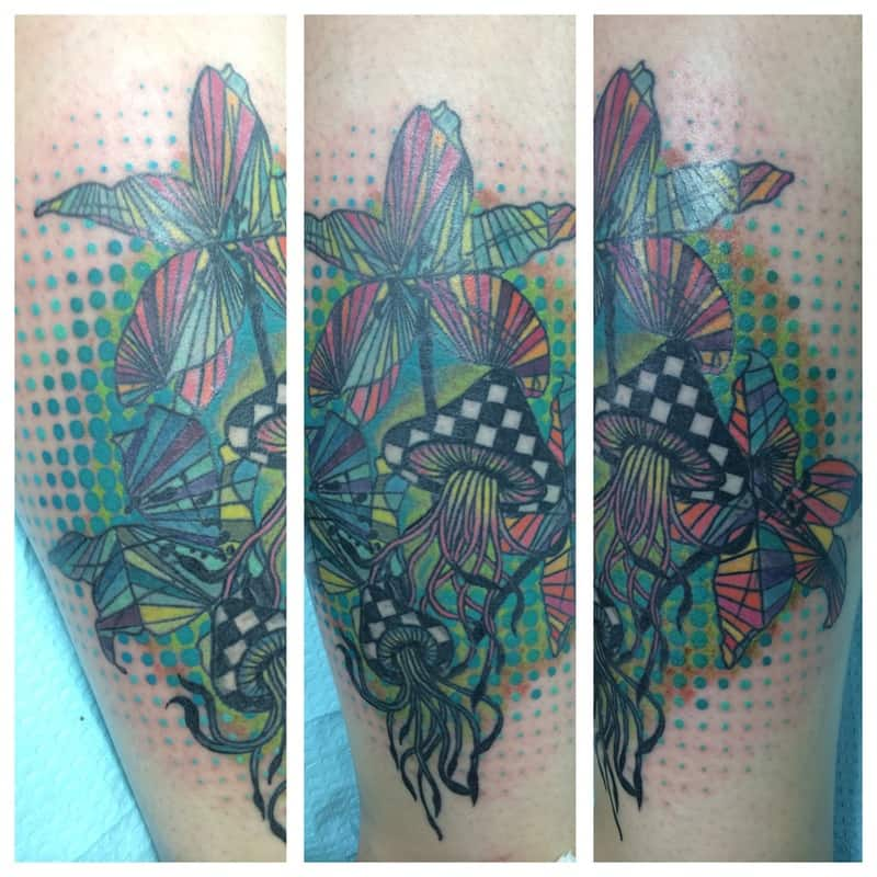 Best san antonio tattoo artists top shops studios for Bloodborne pathogens for tattoo artists