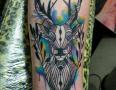 San Antonio Tattoo Artist Su Hood 1